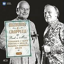 Icon : Menuhin et Grappelli (Coffret 4 CD)