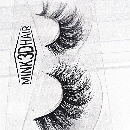 Momoxi Lidschatten,Augen Make-up Augenbrauenstift 1 Paar Luxus 3D Falsche Wimpern Flauschige Streifen Wimpern Lange Natürliche Party A (Bunte Falsche Wimpern)