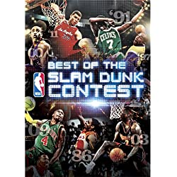 Nba Best of the Slam Dunk Contest [Reino Unido] [DVD]