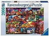 Ravensburger Italy 16685 - Puzzle 2000 Pezzi Il Mondo dei Libri