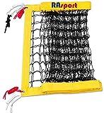 RASport Beachvolleyball Pro Beach Netz Extra Stark 9,5m Lang