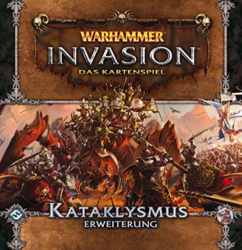 Heidelberger-HE243-Warhammer-Invasion-Kataklysmus-Erweiterung-Kartenspiel Asmodee  HE243 – Warhammer Invasion: Kataklysmus – Erweiterung, Kartenspiel -