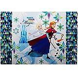 große XL - Schreibtischunterlage / Unterlage -  Disney die Eiskönigin - Frozen  - 60 cm * 40 cm - abwischbar - Tischunterlage / Knetunterlage / Bastelunterl..
