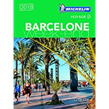 Guide Vert Week-End Barcelone 2018