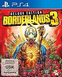 Borderlands 3 Deluxe Edition [PlayStation 4]