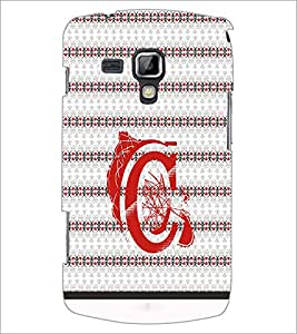 PrintDhaba GRANDbet C D-1508 Back Case Cover for SAMSUNG GALAXY S DUOS S7562 (Multi-Coloured)