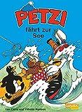 Petzi 26. Petzi fährt zur See.
