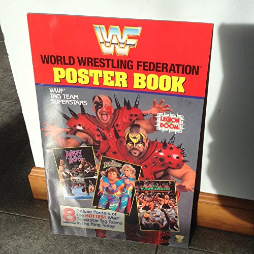 Wwf Tag Teams (World Wrestling Federations Poster Books) (Usa Wrestling Poster)