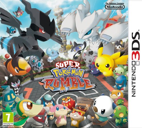 3Ds-Pokemon-Rumble