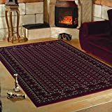 Orientteppich MARRAKESH Kollektion 0351 RED 300 X 400cm
