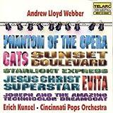 Music of Andrew Lloyd Webber