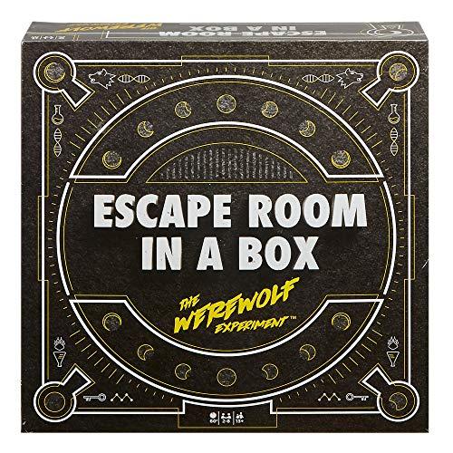 Mattel Games- Escape Room Nuovo Gioco da Tavolo, Multicolore, FJR43