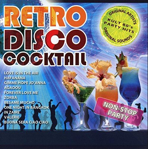 Retro Disco Cocktail Retro Disco