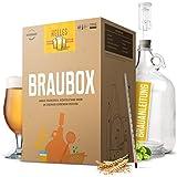 Braubox®, Sorte Helles   Bierbrauset zum Bier brauen in der Küche   mit Erfolgsgarantie von Besserbrauer