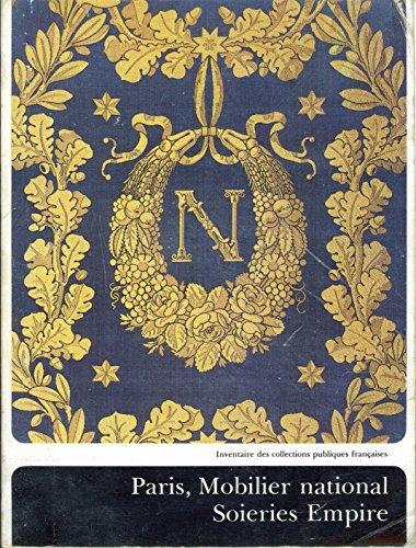Soieries Empire, Paris, mobilier national