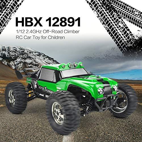 RC Truggy kaufen Truggy Bild 1: Ruirain DE HBX 12891 Thruster 1 12 2 4GHz 4WD Drift Desert Off Road High Speed Racing Car Climber RC Car Toy for Children*