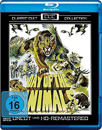 Day of the Animals (Classic Cult Edition) [Blu-ray]