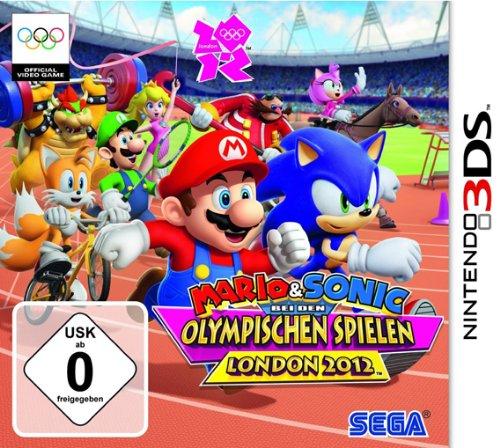 Mario & Sonic bei den Olympischen Spielen: London 2012 (Spiele Die Olympischen)