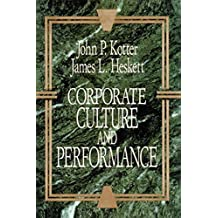 Corporate Culture and Performance (English Edition)