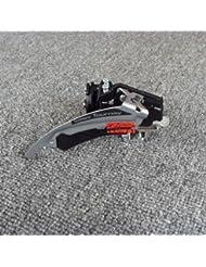 Desviador Delantero Shimano Tourney fd-tx5131.8/34.9mm Triple platos para bicicleta MTB