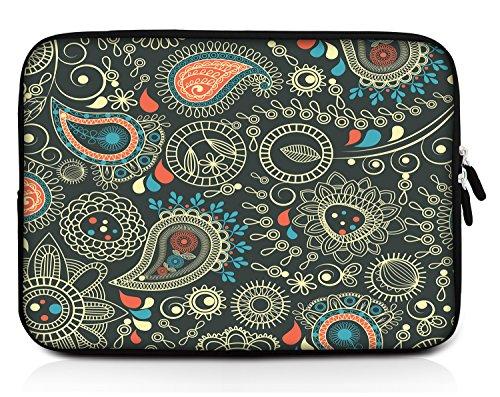 Sidorenko 10,1-10,2 Zoll Tablet Hülle - Tasche aus Neopren, 42 Designer Case zur Auswahl