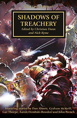 Shadows of Treachery (Horus Heresy Book 22)