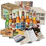 9 Cervezas de las especialidades, de mundo a las mejores cervezas delmundo dan awaywith caja de regalo (no cerveza barata)