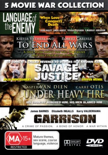 War Collection (5 Movies) [2 DVDs] [Australien Import]