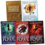Artemis Fowl Pack, 5 books, RRP £34.95 (Artemis Fowl, Artemis Fowl and the Arctic Incident, Artemis Fowl and the Eternity Code, Artemis Fowl and the Opal Deception, Artemis Fowl and the Lost Colony).