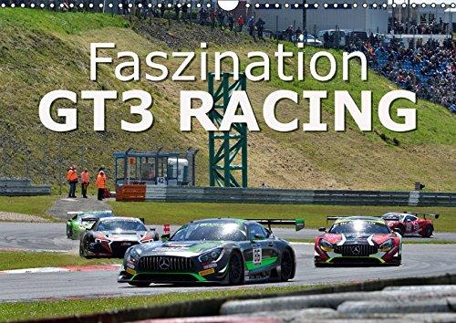 Faszination GT3 RACING (Wandkalender 2019 DIN A3 quer): Spektakuläre Rennszenen einer exklusiven GT3 - Rennserie am Nürburgring (Monatskalender, 14 Seiten ) (CALVENDO Sport) (Bmw M Kalender)