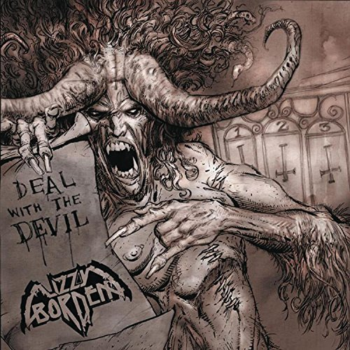 Deal With the Devil by Lizzy Borden (2000-10-10)