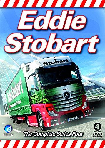 Eddie Stobart – The Complete Series 4 [DVD] [UK Import]