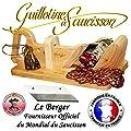 Le Berger Guillotine, Trancheuse à Saucisson Traditionnel…