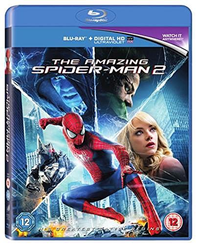 Bild von The Amazing Spider-Man 2 [Blu-ray] [UK Import]