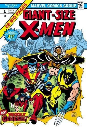 Uncanny X-men Omnibus Vol. 1, The (new Printing) (Marvel Omnibus: Uncanny X-Men) por Chris Claremont