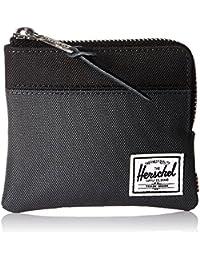 Herschel Johnny RFID Wallet Black / Dark Shadow