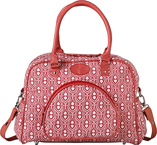 Room Seven BV - Diaper Bag, Borsa a mano Donna Rosa (Pink (Pink 35))