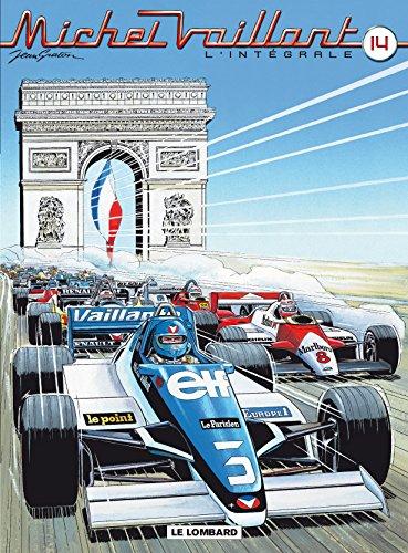 Michel Vaillant, L'Intégrale - tome 14 - Intégrale Michel Vaillant