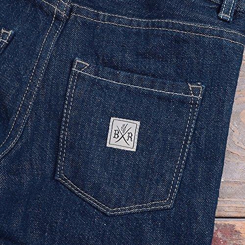 Rascal Kinder Jeans Jungen Hose aus 100% Bio-Baumwolle (vegan) - 6