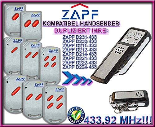 ZAPF kompatibel handsender / klone TR-341
