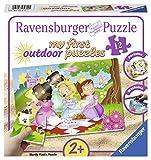 Ravensburger 05612 - Süße Prinzessinnen - My First Outdoor Puzzle