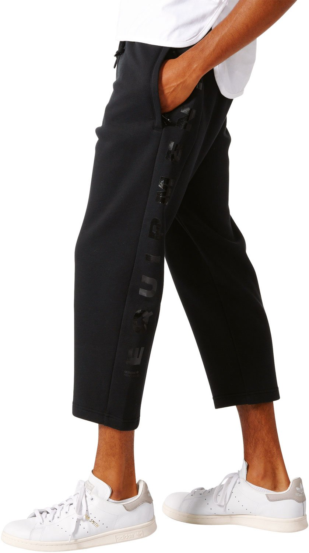 pantaloni adidas uomo crop