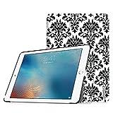 Fintie iPad Pro 9.7 Zoll Hülle - Ultradünne Superleicht Schutzhülle SlimShell Case Cover Tasche Etui mit Auto Schlaf/Wach und Standfunktion for Apple iPad Pro 9.7 Zoll (2016 Modell), Gotik