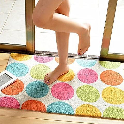 Garwarm Creativo de la Manera Moderna Suave Antideslizante Manta de área de Facil Limpieza Tapete de Suelo Alfombras Para Habitación de Niños Sala Cocina Dormitorio Decoración del hogar en 3