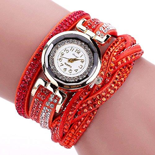 Uhren Damen Frauen Armbanduhr Quarz Arm Uhrenarmband Wrist Watch Steel Armband Armband Uhren Überwachung Watch Stahl Analoge Quarz Armbanduhr Uhr,ABsoar