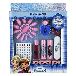 Disney Frozen- FZ.0044.16 Caja grande set cosmética (Jugavi FZ0044)