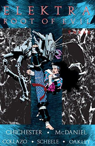 Elektra: Root of Evil (1995) #3 (of 4) (English Edition)