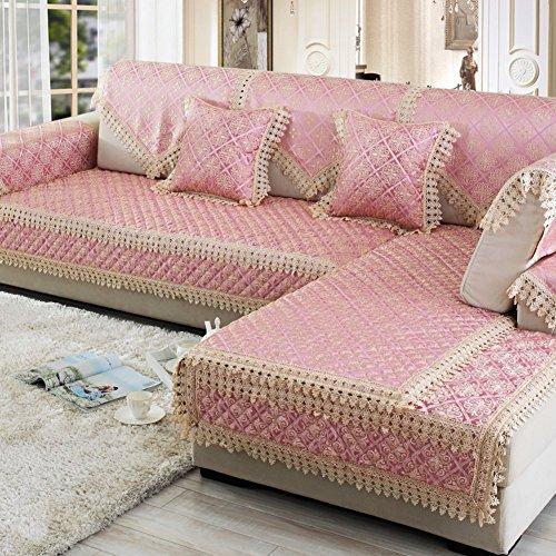 Lino tessuto divano cuscino Four Seasons/ divano