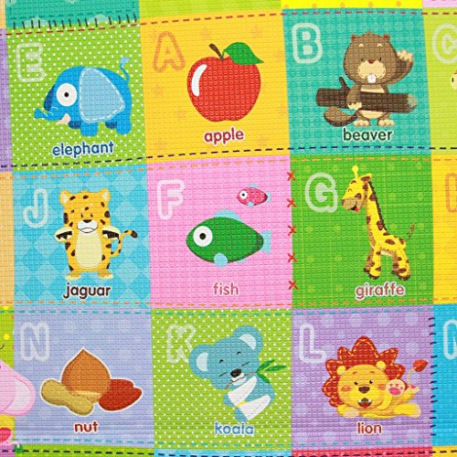 Baby Care Play Mat – Pingko Friends (Medium)