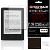 [Pack of 3] TECHGEAR Amazon Kindle 6' Glare-Free Touchscreen Display eReader MATTE ANTI-GLARE Screen Protectors with…